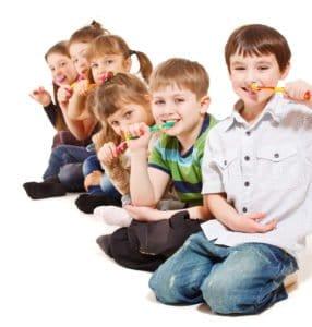 Children With Healthy Teeth - idaho falls pediatric dentist