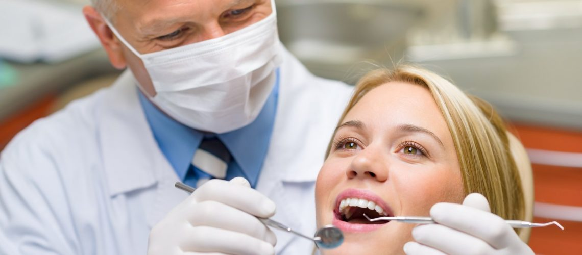 Dentist and Patient - dentist in idaho falls