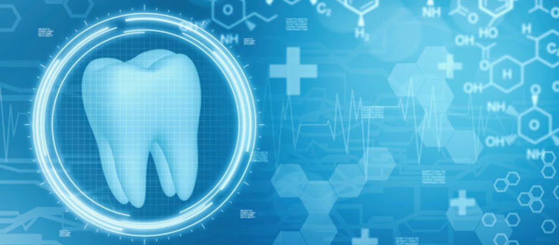 Tooth In Medical Grid - dentist in idaho falls