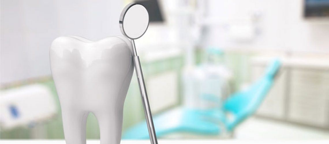 Tooth With Mirror - dentists in idaho falls