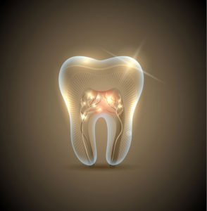 Glowing Tooth - dentist idaho falls