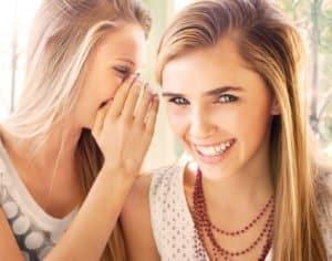 Girls Smiling and Laughing - family dentist idaho falls