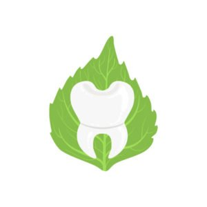 Tooth On Leaf - dentists idaho falls